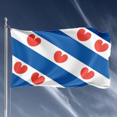 Vlag Provincie Friesland