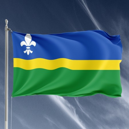 Vlag Provincie Flevoland