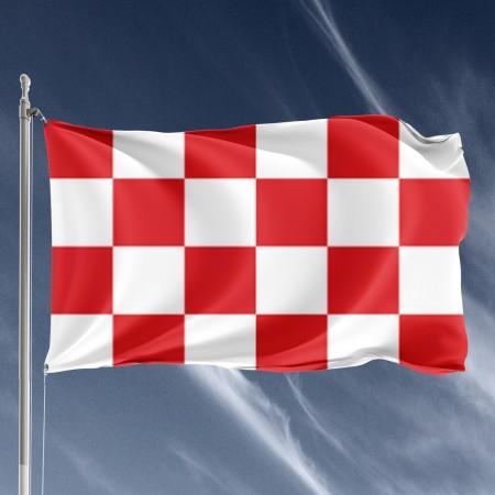 Vlag Provincie Noord Brabant