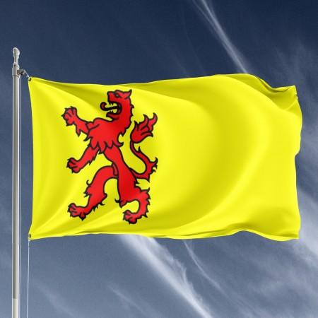 Vlag Provincie Zuid Holland