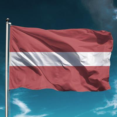Vlag van Letland