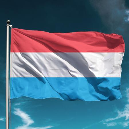 Vlag van Luxemburg